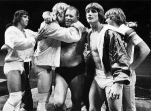 I'd love to see a film about the Von Erichs... In the Ring