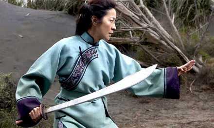 'Crouching Tiger Hidden Dragon Sword of Destiny' Trailer Debuts