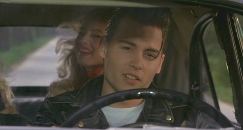 Cry-baby Johnny Depp - Sam Quinn
