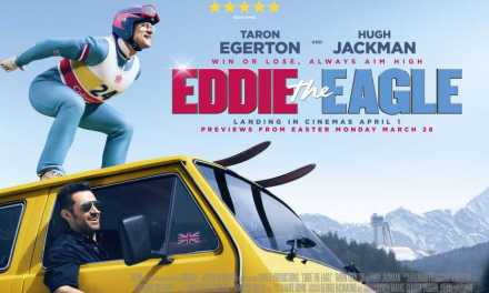 Review: 'Eddie The Eagle' Makes Dreams Come True
