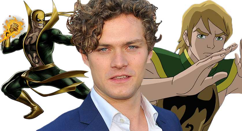 Is Finn Jones Being Cast as Iron Fist Racist?