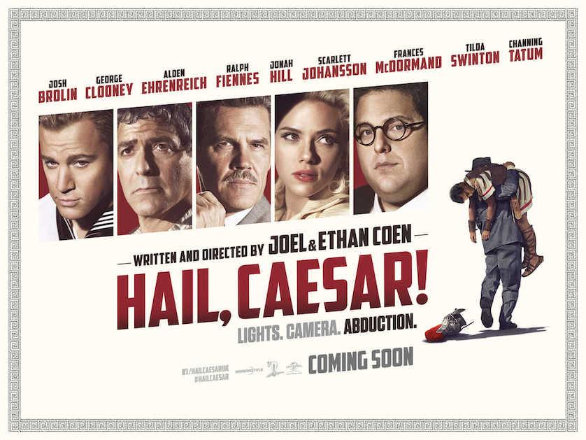 Hail Cesar Poster