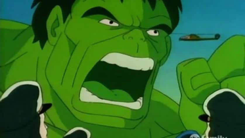 hulk-cartoon marvel