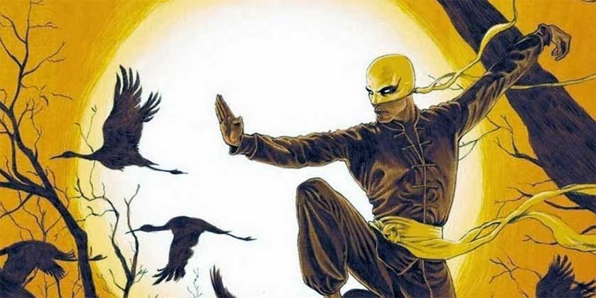 Iron-Fist-Comic