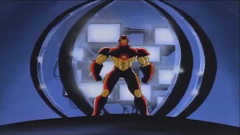 iron-man-cartoon marvel