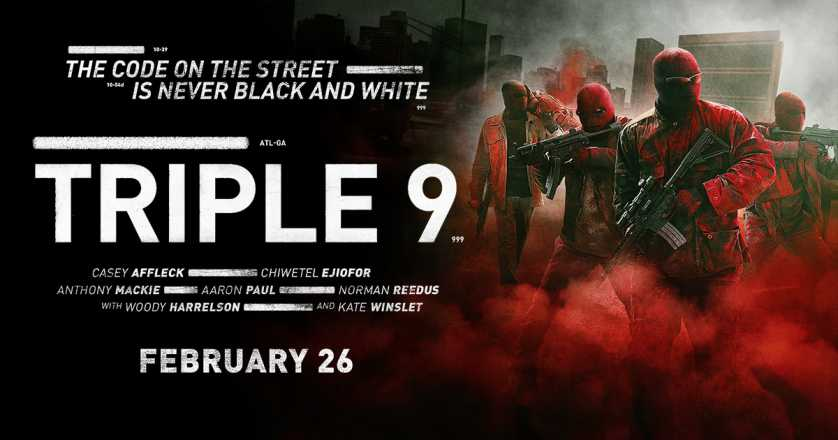 Review: 'Triple 9' Pulls off a Decent, not Great, Heist