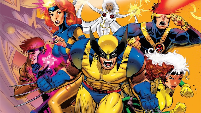 xmen-animated marvel