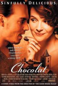 Chocolat - BIll Clinton
