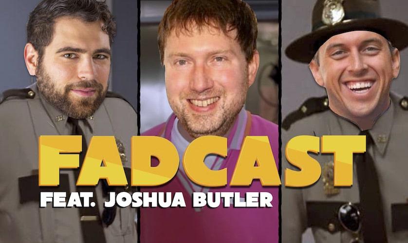 FadCast 81 - Joshua Butler