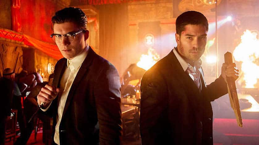 From Dusk Till Dawn - El Rey - TV