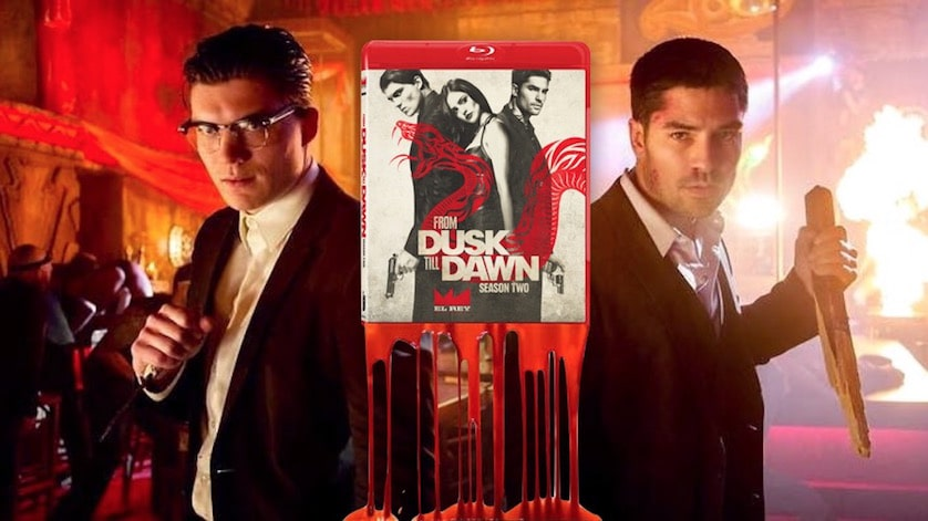 From Dusk Till Dawn - Season 2 - Blu Ray - Review - FilmFad.com