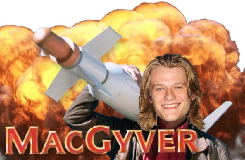 Lucas Till - MacGyver - FilmFad.com