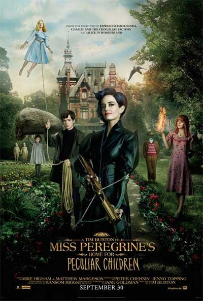 Miss-Peregrine-Home-For-Peculiar-Children-Poster