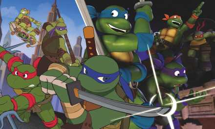 Review: TMNT: Trans-Dimensional Turtles