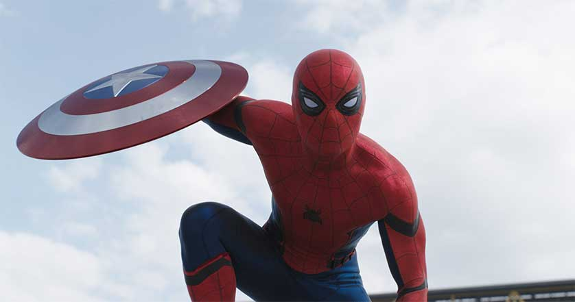 The Evolution of the Spider-Man Costume Onscreen