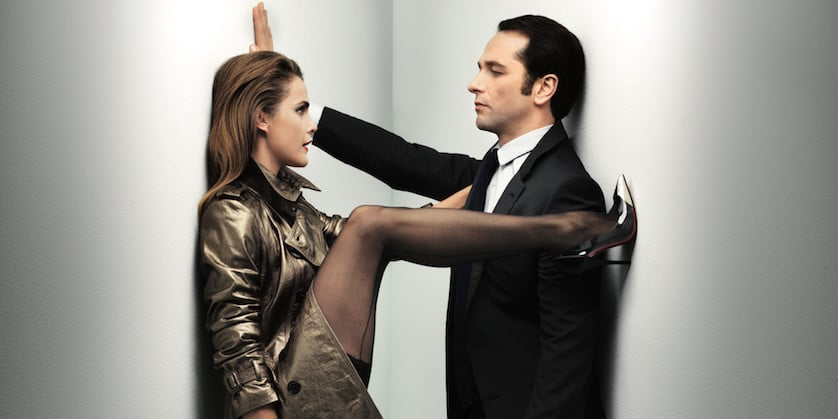 The Americans - GQ - Keri Russell - Mathew Rhys - Season 3