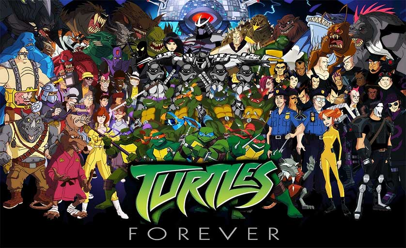 TBT Review: 'Turtles Forever'
