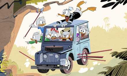 Nostalgic First Look At Disney's New 'DuckTales'
