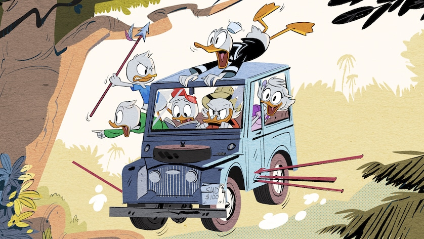 ducktales - disney - xd
