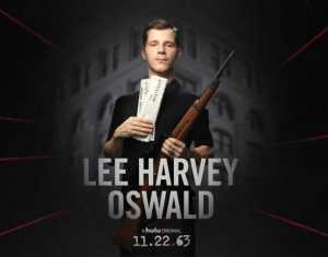 Daniel Webber as Lee Harvey Oswald really stood out this week!