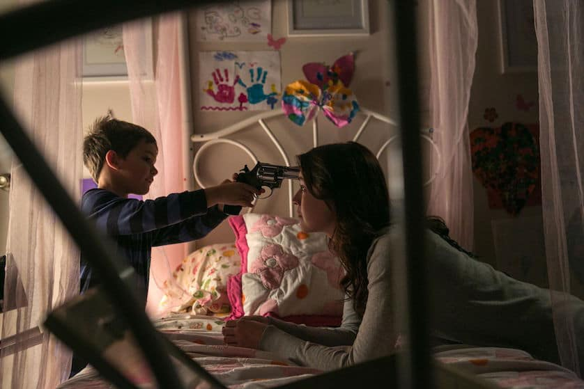 Review: 'Emelie' Draws Horror From The Ordinary