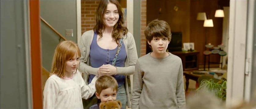 Emelie - 2016 - Horror - Michael Thelin - Sarah Boldger - Film - Fad