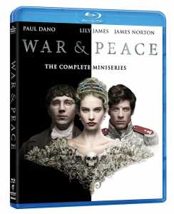 war and peace - bbc - blu ray - filmfad