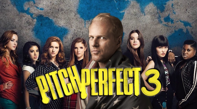 Noah Emmerich - Pitch Perfect 3