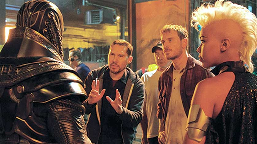 Bryan Singer Analyzes 'X-Men Apocalypse' Trailer Scene By Scene