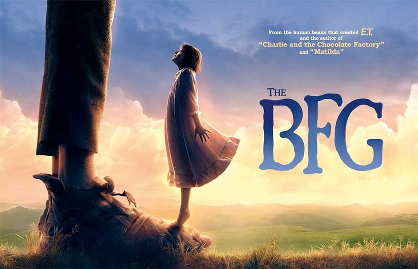 Disney Premieres 'The BFG' Trailer
