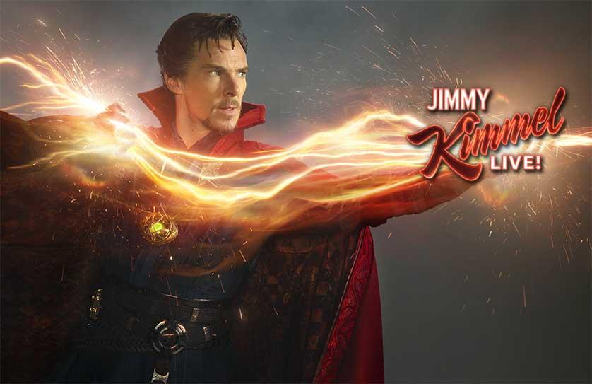 Doctor-Strange-Benedict-Cumberbatch-Jimmy-Kimmel