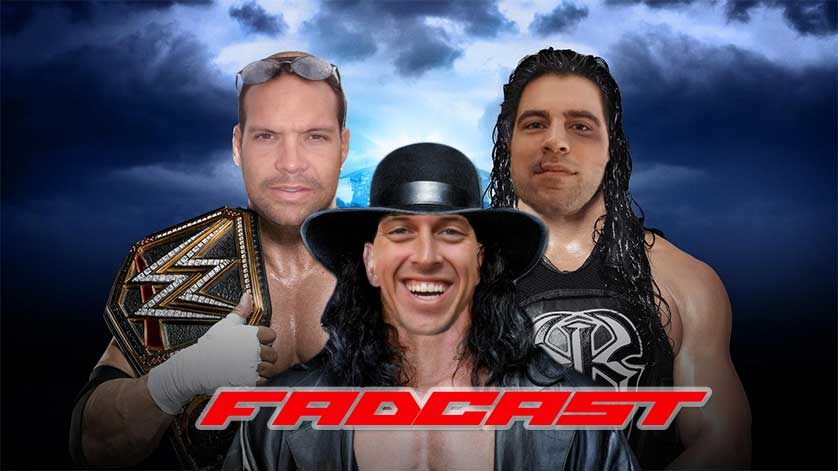 FadCast Ep. 83 | WWE Wrestlemania & Wrestlers in Film ft. Nick Nolasco