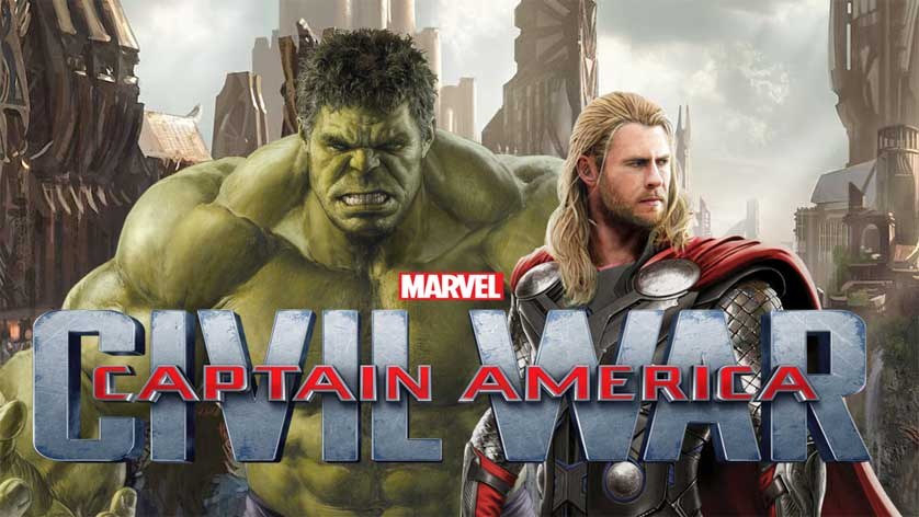 Whose Side Would Hulk & Thor Be On in Civil War?