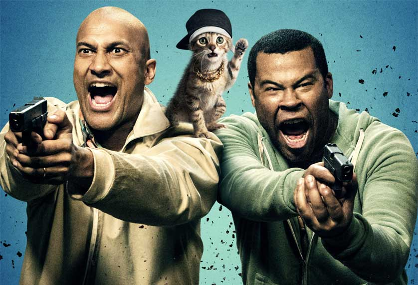 Review: 'Keanu' is Intentional Key & Peele Humor