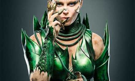 Power Rangers Movie First Look at Elizabeth Banks as Rita