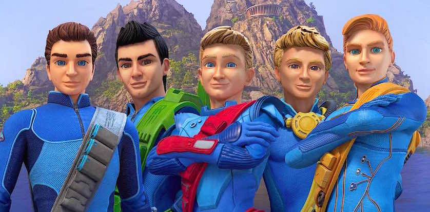 "Review: ""Thunderbirds Are Go!"" Series"