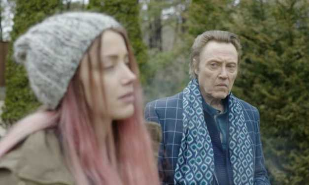 Review: Christopher Walken Wins 'One More Time'