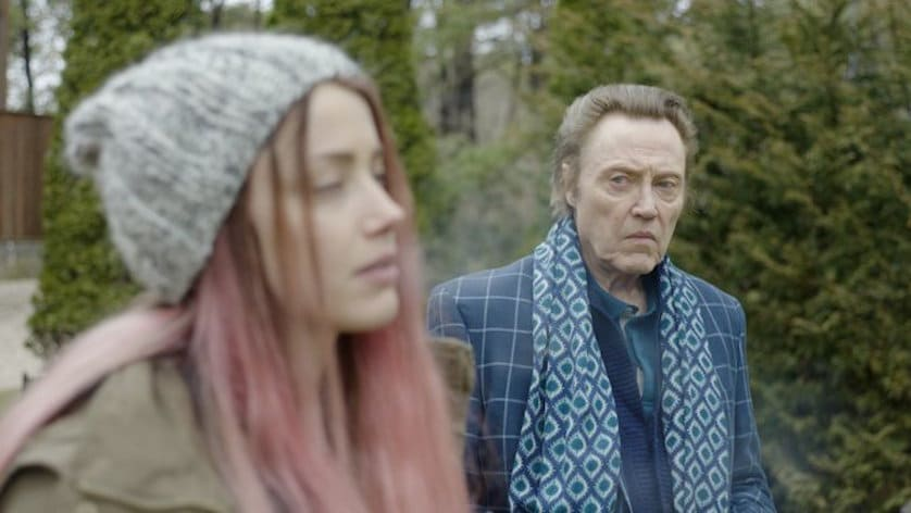 one more time - amber heard - christopher walken