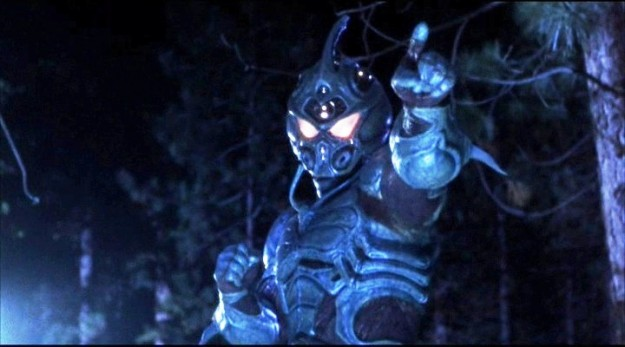 The Guyver - Power Rangers
