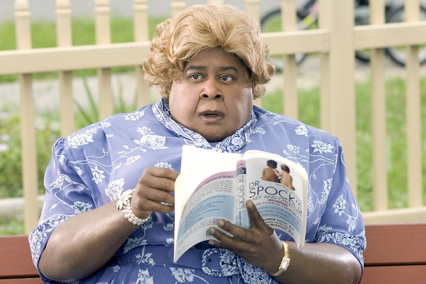 Big Mommas House - Martin Lawrence - Top 5 Movies About Mom