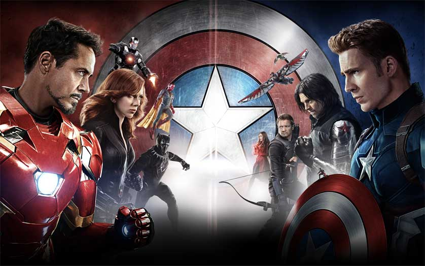 Review: 'Captain America: Civil War' Brings Fluid Action and Story