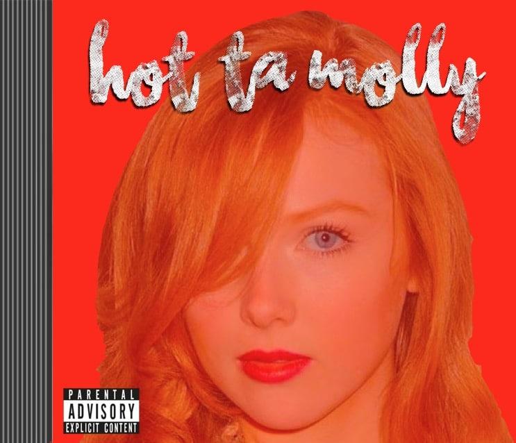 Hot TaMolly - Album Cover - Rap - FilmFad.com