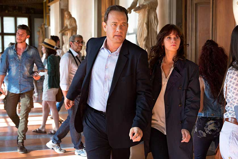 Teaser Trailer for 'Inferno' Brings Tom Hanks Back as Robert Langdon