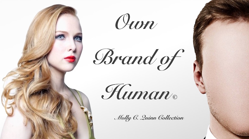 Molly Quinn - Own Brand of Human - Interview - FilmFad.com