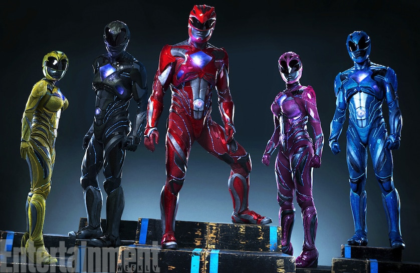 Do The New 'Power Rangers' Suits Trump The Originals?