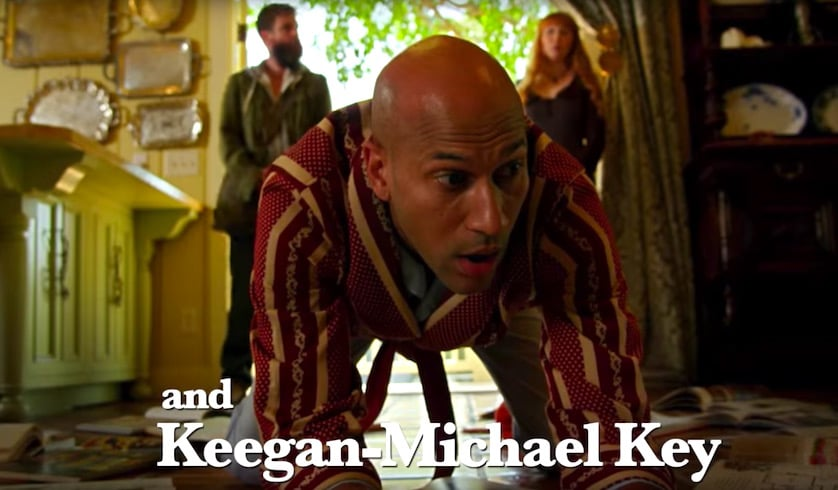 Welcome to happiness - keegan michael key molly quinn