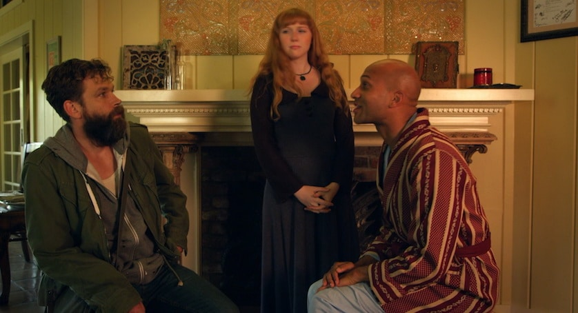 welcome to happiness - molly quinn - Keegan-Michael Key