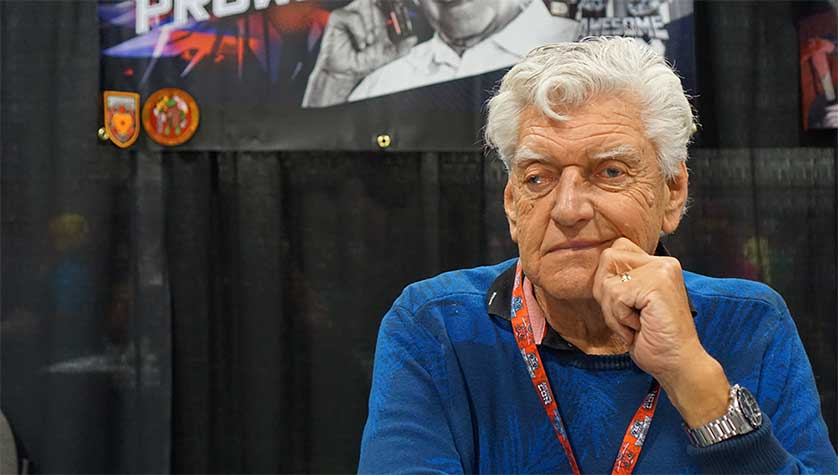 Exclusive: 'Star Wars' Star David Prowse Gives His Take on Darth Vader's Voice