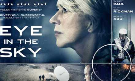 Contest: 'Eye in the Sky' Blu-ray Giveaway