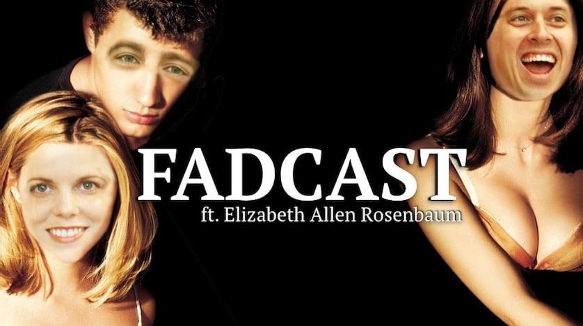 FadCast 93 - Elizabeth Allen Rosenbaum - Sexual Thrillers